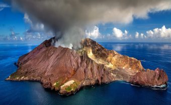 Scientists shed new light on volcano formation